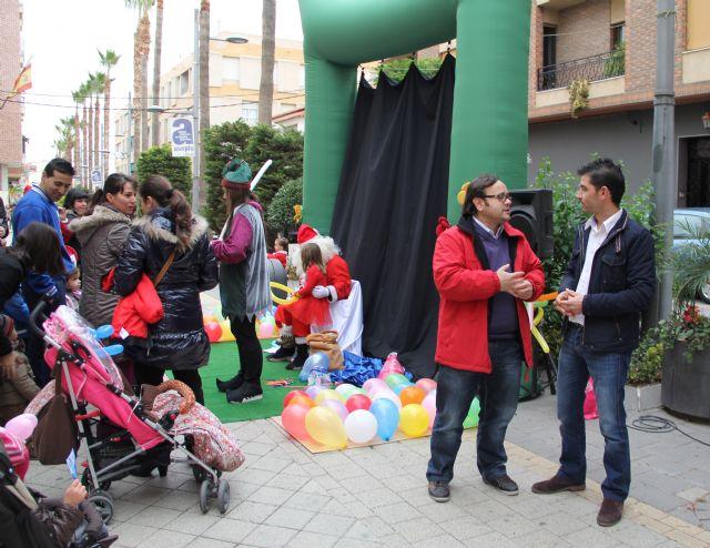 Inaugurado el Mercado Artesanal de Navidad 2013 en Puerto Lumbreras - 2, Foto 2