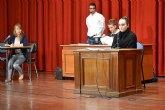 Alumnos del Prado Mayor representan la obra original e inédita 'Juicio oral contra Bernarda Alba'