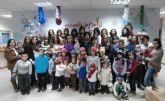 Cerca de 200 niños y niñas de la red de guarderías municipales protagonizan el vídeo navideño del Ayuntamiento