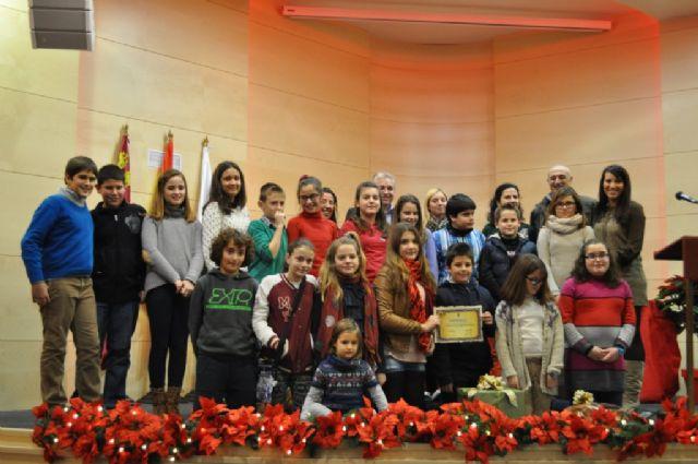 Entregados los premios del concurso de Villancicos de Centros Escolares 2013, Foto 1
