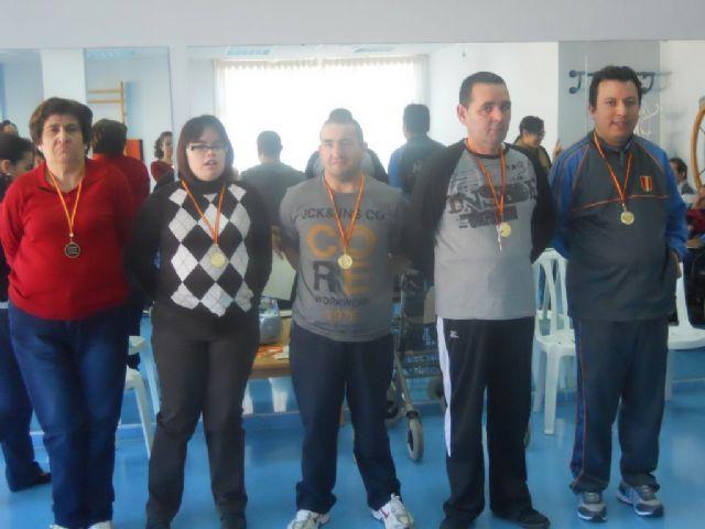 Celebrada la fiesta de fin de curso del Centro de Día de Personas con Discapacidad de Mazarrón, Foto 1
