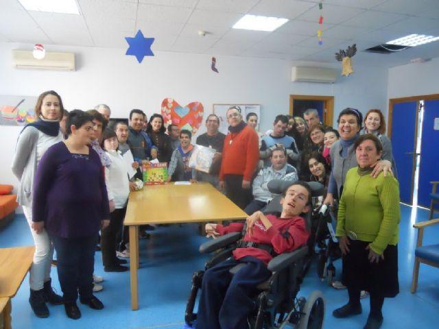 Celebrada la fiesta de fin de curso del Centro de Día de Personas con Discapacidad de Mazarrón, Foto 2