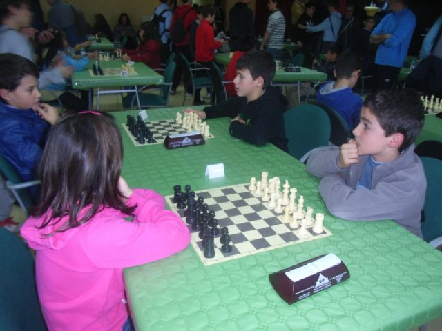 Eighteen schools participated in the 1st round of the regional phase of chess and table tennis Eeporte School