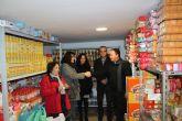 Las oficinas de La Caixa en Archena entregan más de 1.700 euros para Cáritas local