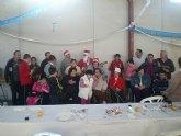 PADISITO celebra una Comida de Navidad con sus usuarios