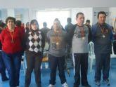 Celebrada la fiesta de fin de curso del Centro de D�a de Personas con Discapacidad de Mazarr�n