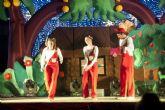 Ya se huele a Navidad por las calles de Cartagena