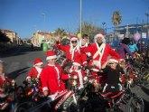 Más de 700 personas participan en familia en el 'Día de la Bicicleta', que se celebró después del aplazamiento de las pasadas fiestas patronales