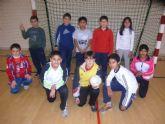 La concejalía de Deportes pone en marcha la fase local de balonmano alevín de Deporte Escolar