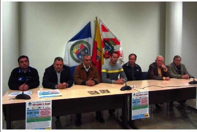Torneo benéfico de fútbol el día 28 organizado por la Concejalía de Deportes y las peñas barcelonista, bilbaína y madridista - 1, Foto 1