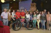 El equipo BTT Team Mobel-Allianz-Bicihuerta se vuelca con D´Genes