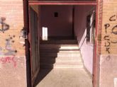 El Ayuntamiento rehabilita nueve escaleras de las viviendas sociales del Espíritu Santo