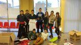 El 'Suma y sigue' de Alguazas encuentra a su 'amigo invisible' esta Navidad