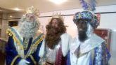 Los Reyes Magos recogieron las cartas de los niños y ya se preparan para la Cabalgata del próximo cinco de enero