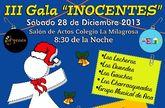 D'Genes y AELIP celebran la tercera edición de la Gala Inocentes