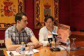 El municipio de Bullas protagonizará el 'almanaque zaragozano' de 2014