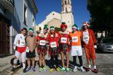 La VII San Silvestre reúne a unos 150 corredores y recoge juguetes para repartir el Día de Reyes