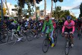 """Un total de 136 ciclistas participan en el XIII Memorial """"El Capellán"""" de San Pedro del Pinatar"""