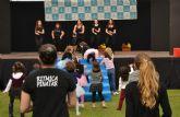 Taekondo, Gimnasia Rítmica y zumba para los niños en las jornadas deportivas de Navidad
