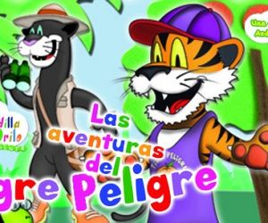 "Tickets for the children's musical Drilo Gang ""The Adventures of Tiger Péligre"" are for sale"