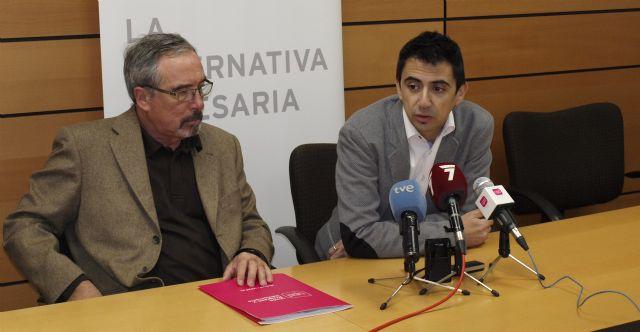 UPyD Murcia impugna en los Juzgados el Reglamento del Pleno del Ayuntamiento de Murcia - 1, Foto 1