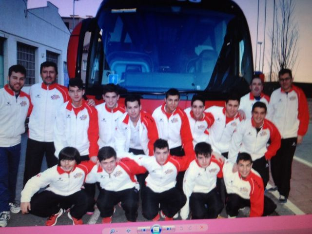 El equipo Cadete Aljucer ElPozo FS, campeón del torneo de Navidad de Ripollet - 4, Foto 4