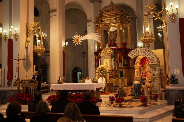 La Agrupación de San Juan Evangelista celebra su festividad anual - 1, Foto 1