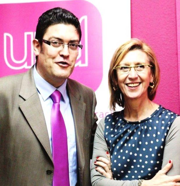 2013, año horrible para Caravaca y su imagen, según UPyD - 2, Foto 2