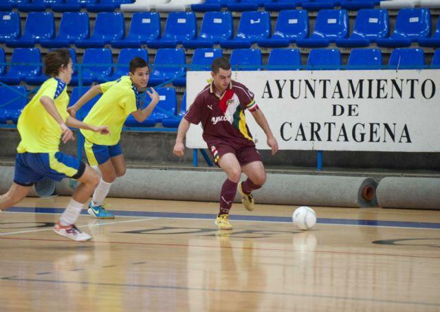 La selección murciana sub-19 pasa a la final en Cartagena - 2, Foto 2