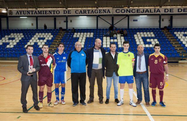 La selección murciana sub-19 pasa a la final en Cartagena - 4, Foto 4