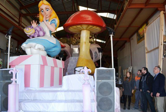 La Cabalgata de Reyes Magos estará inspirada en Hércules , Alicia en el País de las Maravillas y Aladdín - 1, Foto 1