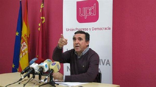 UPyD: El incumplimiento del déficit refleja el estado de incertidumbre con que Valcárcel va a abandonar  la Región - 1, Foto 1