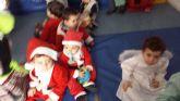La Navidad ilumina la Escuela Infantil 'Reina Sofía' de Alguazas