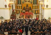 La Banda Municipal de Música de Puerto Lumbreras celebra su concierto de Navidad