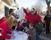 Más de 120 niños y jóvenes participaron ayer en la II Carrera del Juguete