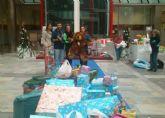 Telecartagena colabora en la campaña de recogida de juguetes
