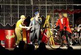 Grandes dosis de humor, teatro y música en el centro de Cartagena