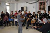 El Centro de Día de las Personas Mayores torreño, de convivencia navideña