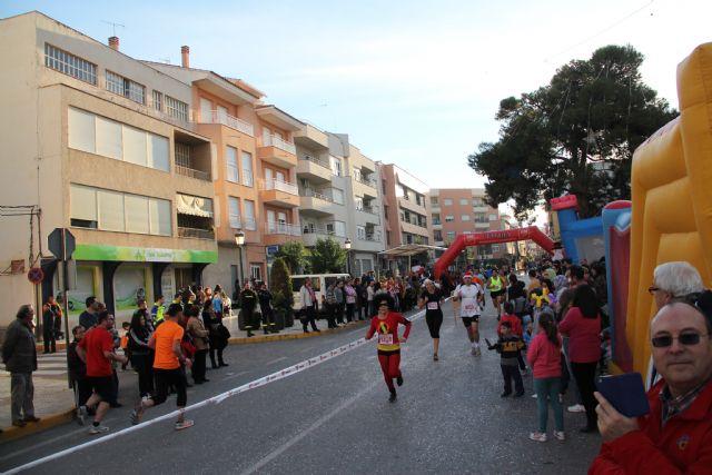 Puerto Lumbreras despide el año con la IV carrera popular solidaria 'San Silvestre' - 2, Foto 2