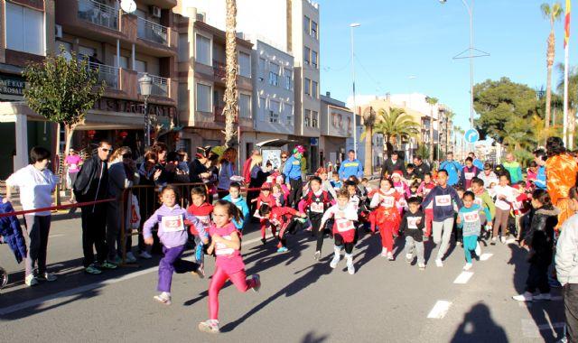 Puerto Lumbreras despide el año con la IV carrera popular solidaria 'San Silvestre' - 3, Foto 3