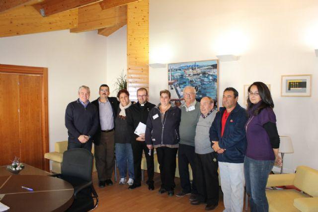 El ayuntamiento firma seis convenios de colaboración con varias asociaciones del municipio - 1, Foto 1
