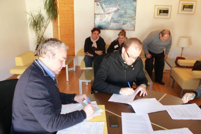 El ayuntamiento firma seis convenios de colaboración con varias asociaciones del municipio - 2, Foto 2
