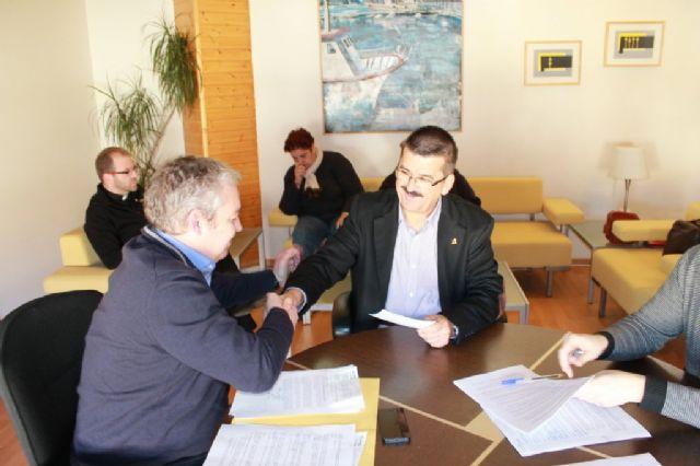 El ayuntamiento firma seis convenios de colaboración con varias asociaciones del municipio - 3, Foto 3