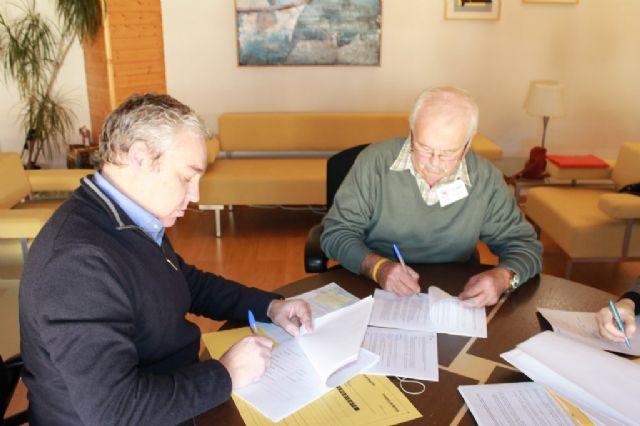 El ayuntamiento firma seis convenios de colaboración con varias asociaciones del municipio - 4, Foto 4