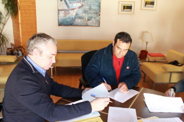 El ayuntamiento firma seis convenios de colaboración con varias asociaciones del municipio - 5, Foto 5