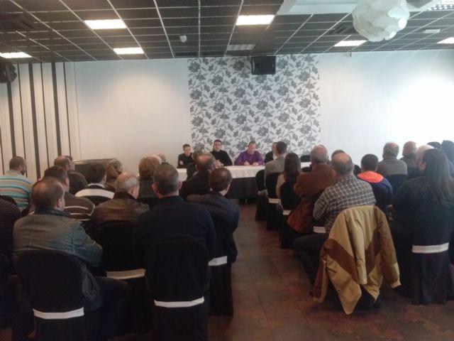 La PB Totana celebró Asamblea General y una comida de hermandad con motivo de su XVI aniversario, Foto 2