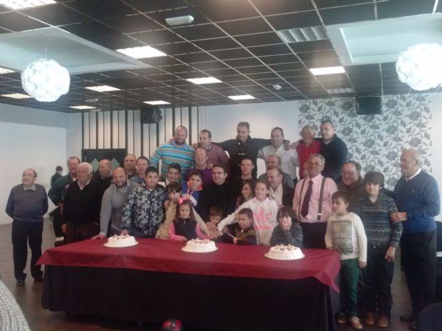 La PB Totana celebró Asamblea General y una comida de hermandad con motivo de su XVI aniversario, Foto 4