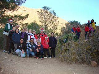 Instalado el belén de la Asociación de Amigos de la Naturaleza en las Yeseras de los Algezares - 3, Foto 3