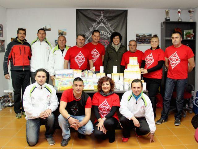 La Asociación Deportiva de Puerto Lumbreras pone en marcha una campaña solidaria de recogida de medicamentos para niños de Etiopía - 1, Foto 1