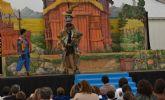 Teatro Mutis divierte a los más pequeños con el montaje de 'El espantapájaros fantasma'